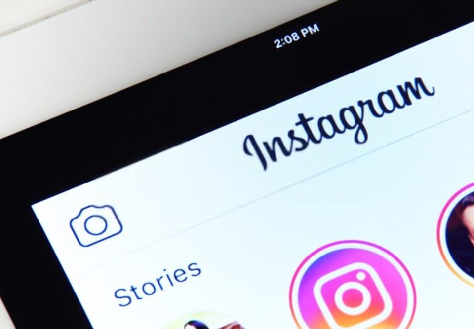 Storie di Instagram per il business